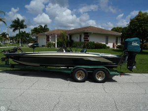 Used Ranger Boats 520 VX Bass Boat For Sale