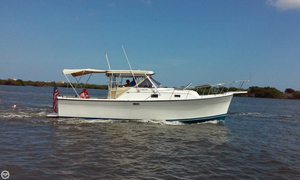 Used Luhrs 30 Alura Sports Fishing Boat For Sale