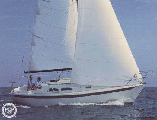 Used Ericson Yachts 26-2 Sloop Sailboat For Sale