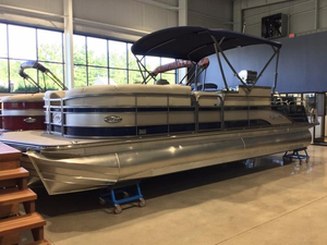 New Manitou 25 SHP SES Entertainer Pontoon Boat For Sale