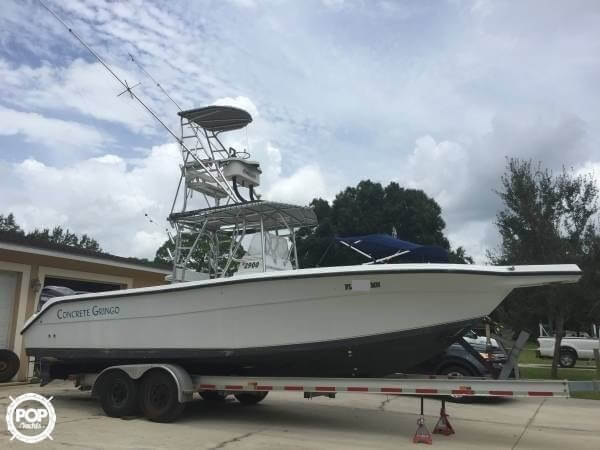 Used Angler 2900 CC Angler Center Console Fishing Boat For Sale
