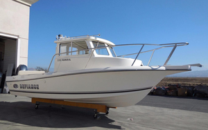 New Defaince 220 Admiral EX Pilothouse Boat For Sale