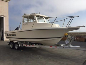 New Defiance 220 Admiral NT Pilothouse Boat For Sale