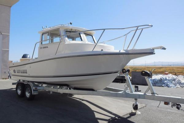 New Defiance 220 Admiral EX Saltwater Fishing Boat For Sale