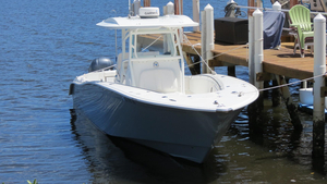 Used Cape Horn 32 Center Console Center Console Fishing Boat For Sale