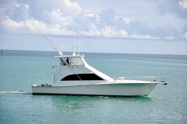 Used Ocean Convertible Super Sport Convertible Fishing Boat For Sale