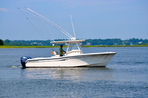 Used Grady-White 283 Release Center Console Fishing Boat For Sale