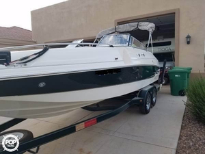 Used Seaswirl 237 Deck Boat For Sale