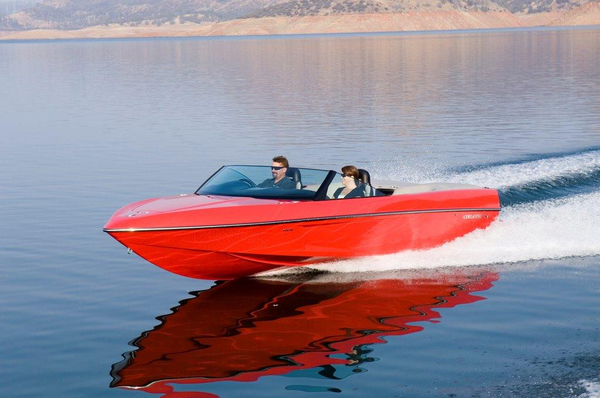 Used Malibu Corvette Limited Edition Z06 Ski and Wakeboard Boat For Sale