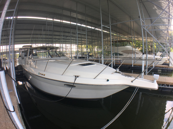 Used Regal 402 Cruiser Boat For Sale