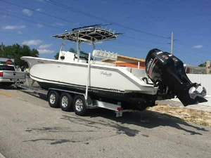 Used Palmetto 33 Saltwater Fishing Boat For Sale