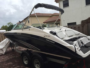 Used Yamaha SX210 Runabout Boat For Sale
