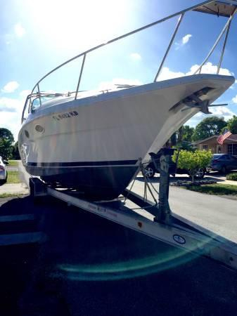 Used Cruisers Yachts 32 Cruiser Boat For Sale