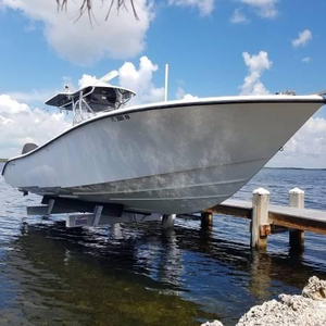 Used Yellowfin 34 Center Console Fishing Boat For Sale