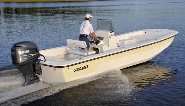 New Sundance B22CCR W/TRAILER Skiff Boat For Sale