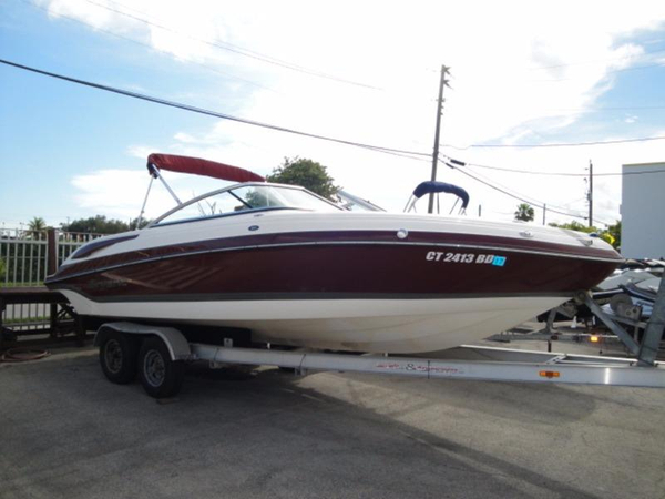 Used Bryant 233 Bowrider Boat For Sale
