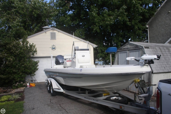 Used Ranger Boats 2410 Bay Boat For Sale