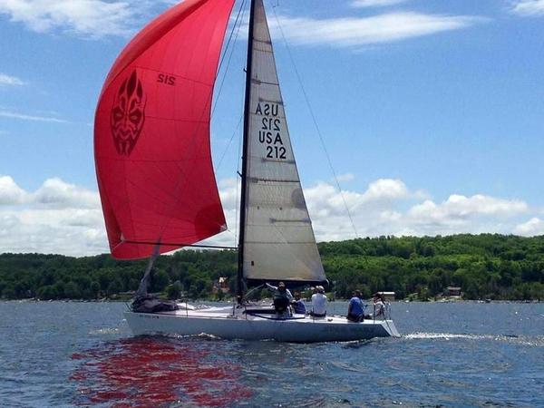 Used Olson 30 Custom Racer and Cruiser Sailboat For Sale