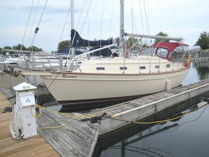 Used Island Packet 350 Cruiser Sailboat For Sale
