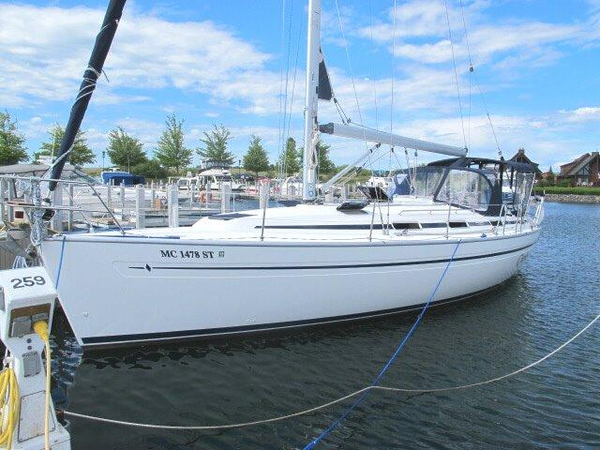 Used Bavaria 38 Cruiser Sailboat For Sale