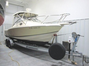 Used Scout Boats 242 Abaco Cuddy Cabin Boat For Sale
