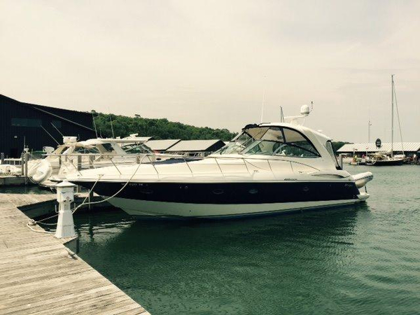 Used Cruisers Yachts 460 Express Cruiser Boat For Sale