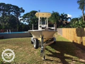 Used Sea Born 21 Bay Boat For Sale