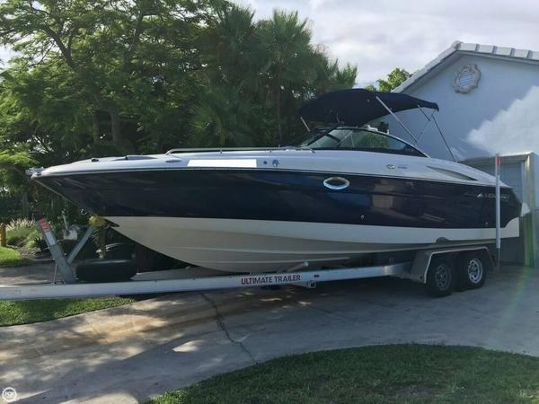 Used Monterey 278 SSX Bowrider Boat For Sale