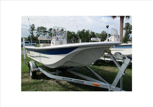 New Carolina Skiff JVX 16 CC Center Console Fishing Boat For Sale