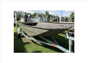 New Gator-Tail GTB 1854 MV Extreme Jon Boat For Sale