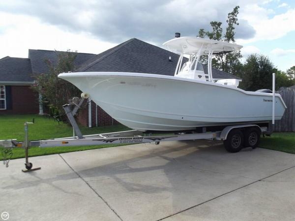Used Tidewater 230 Adventure Center Console Fishing Boat For Sale