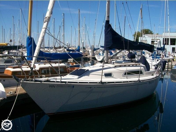 Used C & C Yachts MK II 28 Racer and Cruiser Sailboat For Sale