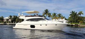 Used Ferretti Yachts 510 Cruiser Boat For Sale