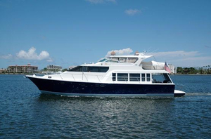 Used Pacific Mariner Raised Pilothouse Motor Yacht For Sale