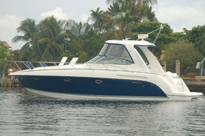 Used Formula 37 PC Sports Cruiser Boat For Sale