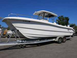 Used Twin Vee 31 Ocean Cat Center Console Fishing Boat For Sale
