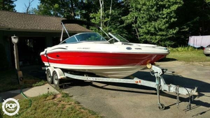 Used Sea Ray 205 Sport Bowrider Boat For Sale