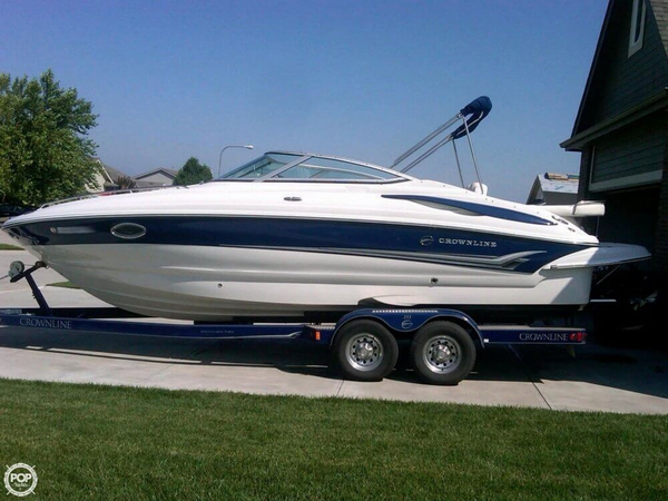 Used Crownline 255 CCR Express Cruiser Boat For Sale