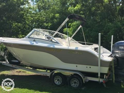 Used Sea Fox 216 DC Cruiser Boat For Sale