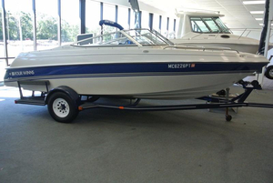 Used Four Winns 190 Horizon Bowrider Boat For Sale