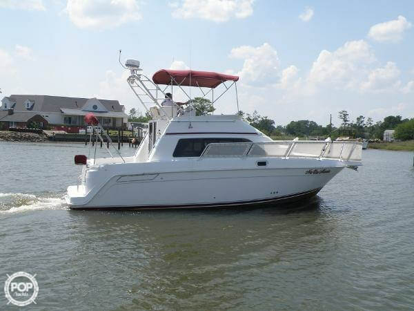 Used Mainship 31 Express Cruiser Boat For Sale