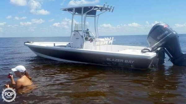 Used Blazer Bay 2420 Professional Bay Boat For Sale