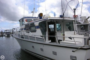 Used Delta 43 Charter Boat For Sale
