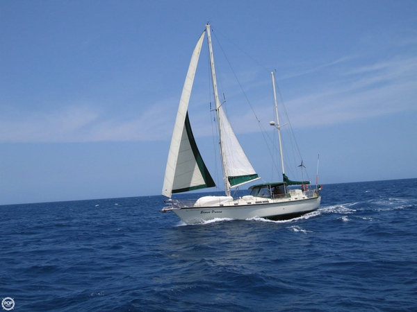 Used Whitby Boat Works 42 Ketch Sailboat For Sale