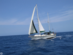 Used Whitby Boat Works 42 Racer and Cruiser Sailboat For Sale