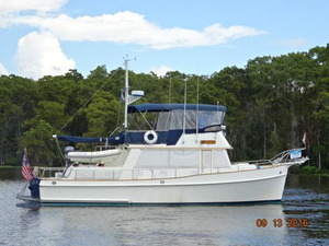 Used Grand Banks 42 Classic Aft Cabin Boat For Sale