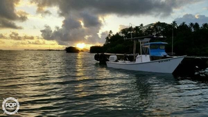 Used Waikane 20 Center Console Fishing Boat For Sale