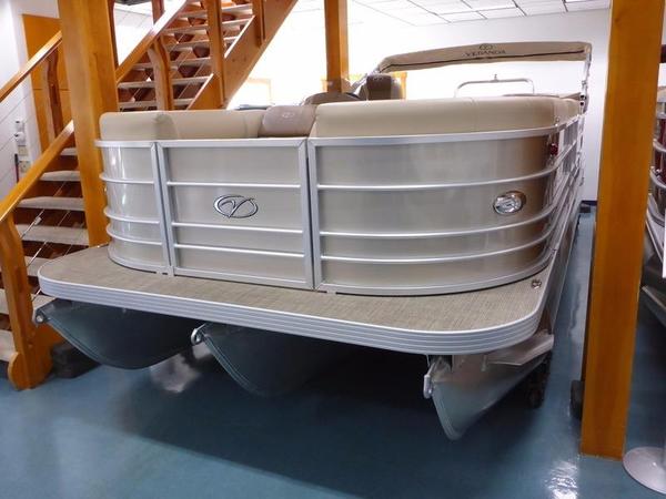 New Veranda V 2275 Pontoon Boat For Sale