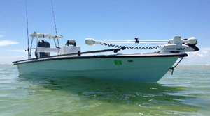 Used Hell's Bay Marquesa 18 Center Console Fishing Boat For Sale