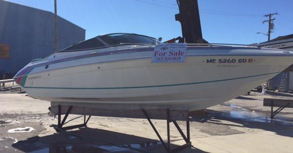 Used Formula 232LS Cuddy Cabin Boat For Sale